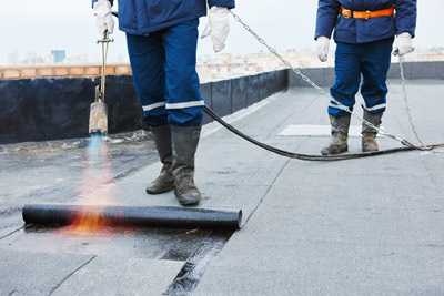 Greater Baltimore's flat roof contractor