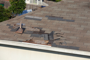 Roof Shingle Blow-off Repair in Monkton, Columbia