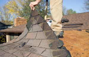Maintaining your roof will help prevent major repairs in the future.