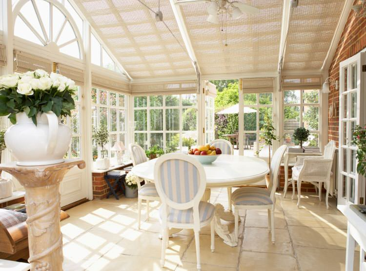 Sunroom additions by maryland remodelers contractors for Verande arredate